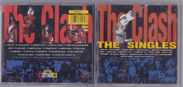 The Clash - The Singles (1991)
