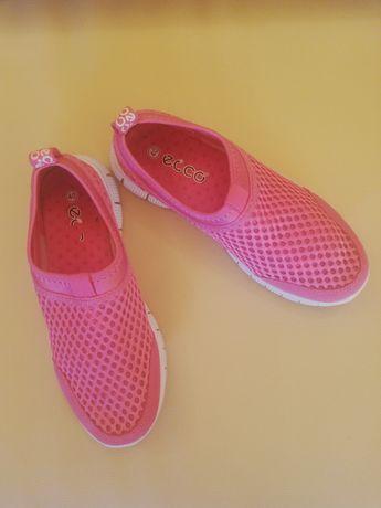 Buty sportowe slip on różowe rozm. 39