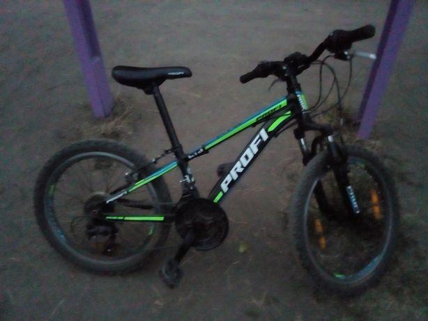 Велосипед подростковый 6 - 11 лет
