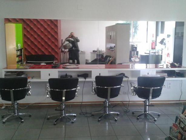 mobiliário de cabeleireiro moderno barato