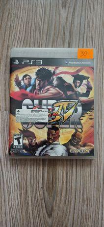 Super Street Fighter IV ps3 playstation 3 gra