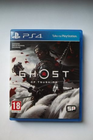 Gra Ps 4 Ghost Of Tsushima Centrum Gier Grodzka 4