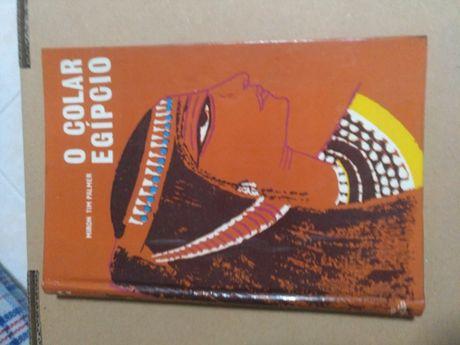 O colar egipcio - Miron Tim Palmer