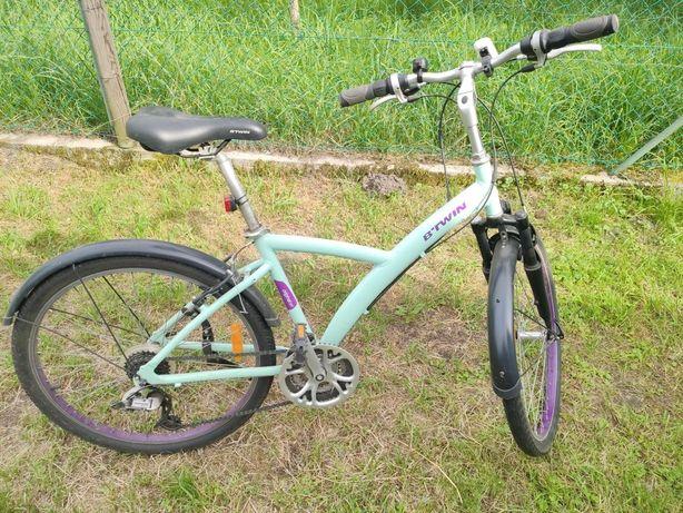 Rower Btwin 500 Polecam