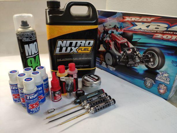 Serwis modeli zdalnie sterowanych RC samochody nitro i elektryczne