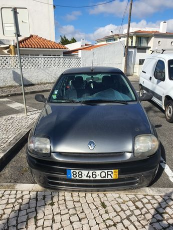 Renault Clio 1.2 gasolina