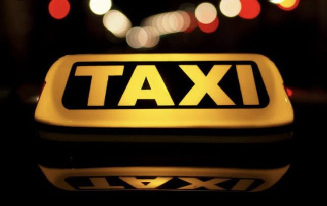 Cedo licença de Taxi