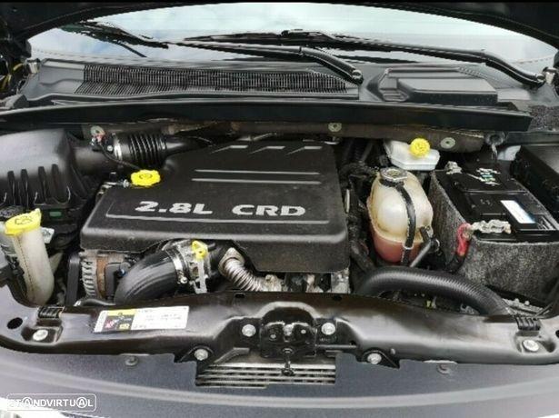 Motor Chrysler Voyager 2.8Crd 150cv ENR Caixa de Velocidades Automatica Arranque + Alternador