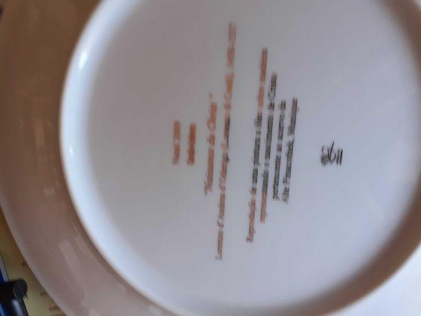 Prato porcelana  para despachar