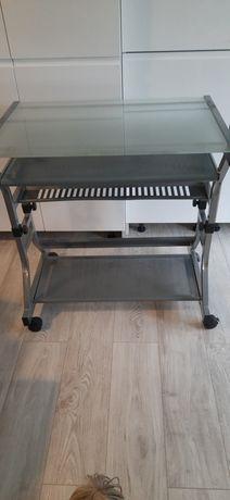 Biurko metalowe nowoczesne