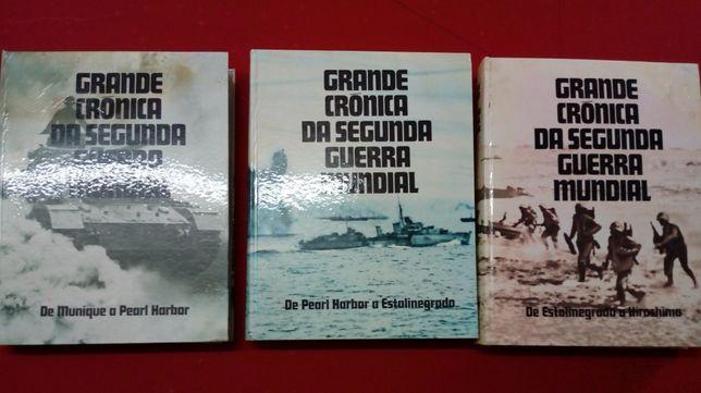 Crónicas segunda guerra mundial