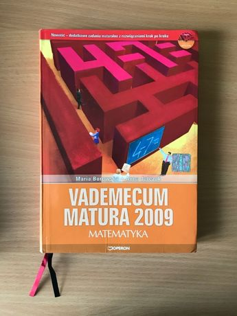 VADEMECUM Matematyka Matura 2009