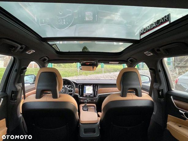 Volvo V90 D4 Inscription KAMERA LED Hak Panorama Pamięć Foteli WEBASTO Navigacja