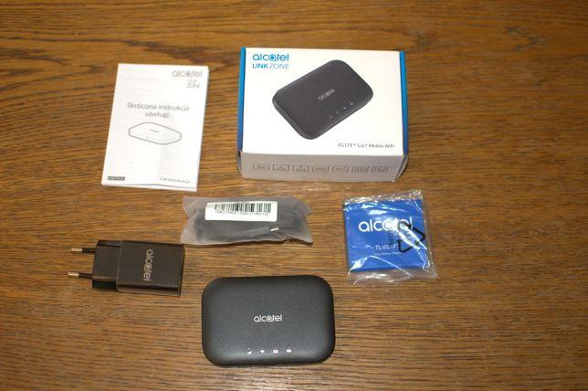 Mobilny Router Alcatel Link Zone 4g Lte Cat7 NOWY GWARANCJA