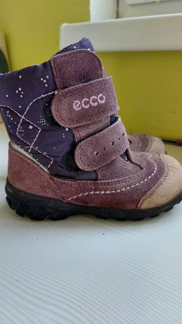 Дитячі зимові чоботи ecco