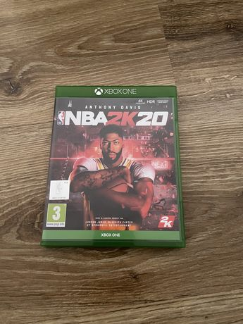 NBA 2k20 Xbox