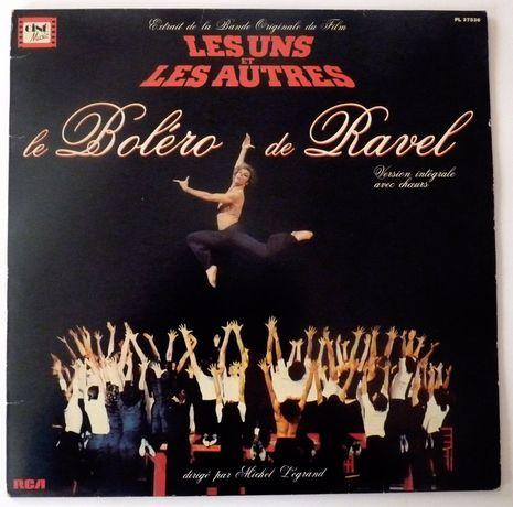 Les Uns Et Les Autres - Le Bolero de Ravel - Discos de Vinil