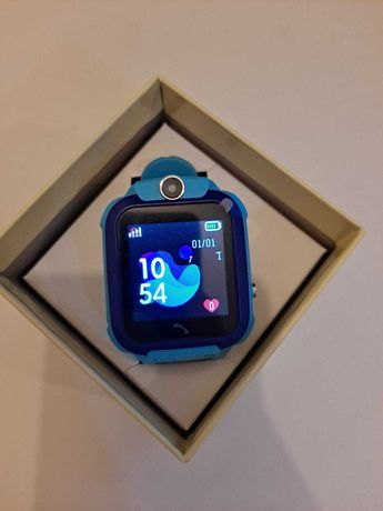 [ENVIO CTT] Smartwatch GPS P/ Crianças