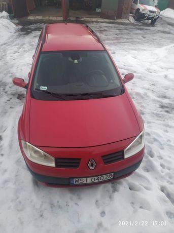 Renault Megane tylko sprzedaż