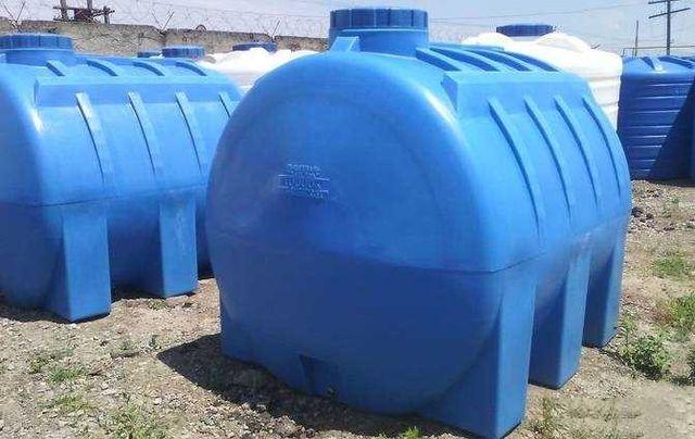 Бочка 10 m³ для перевозки. Емкость пластиковая Цистерна Бочка кас вода