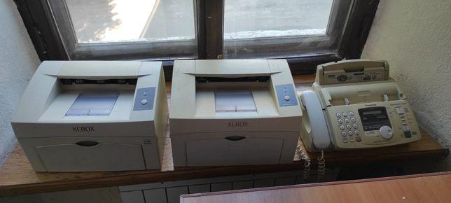 Принтер Xerox 3117