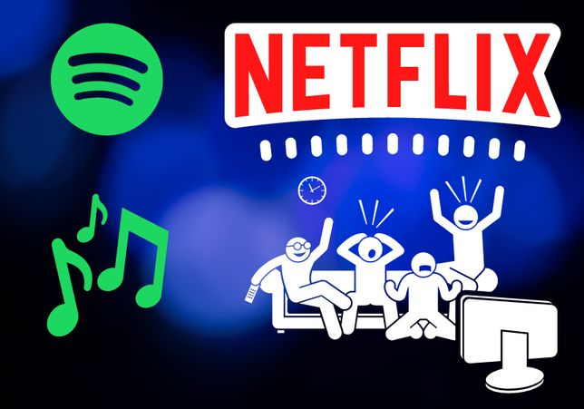 Netflix PREMIUM TV/PC/PS/XBOX Spotify gwarancja automat NATYCHMIAST