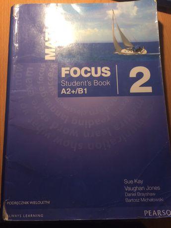 Matura Focus 2 A2+/B1 Student's Book