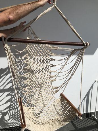 Cadeira suspensa rede