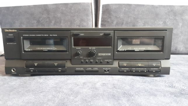 Technics RS-TS212 double deck