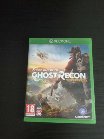 Ghost Recon Wildlands/xbox one