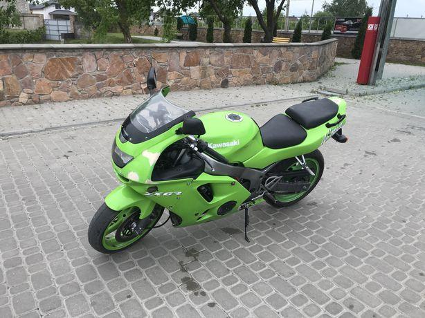 Kawasaki ninja продам або обміняю на бляху