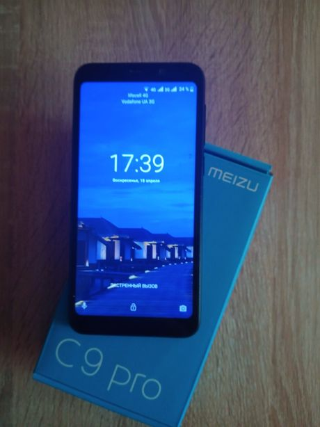 Продам Meizu c9 pro 3/32gb