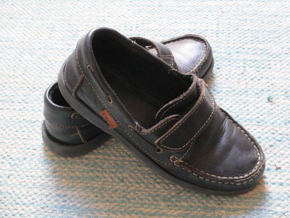 Sapatos em Pele nº27 e nº 30 S. Pedro Do Sul - imagem 1