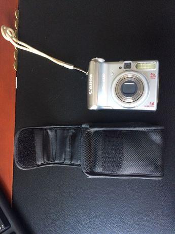 Фотоаппарат Canon PowerShot A530