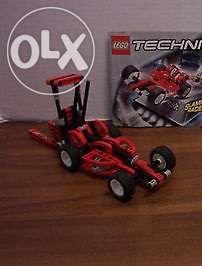 Lego Technic 8237