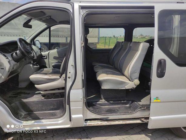 Opel Vivaro 2007 2.0CDTI