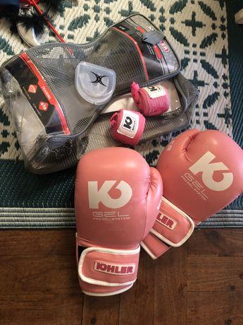 Kit de boxe kholer
