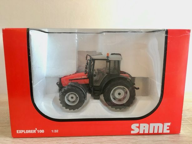 Traktor Same Explorer3 100 1:32 ROS Siku Universal Hobbies Zabawka