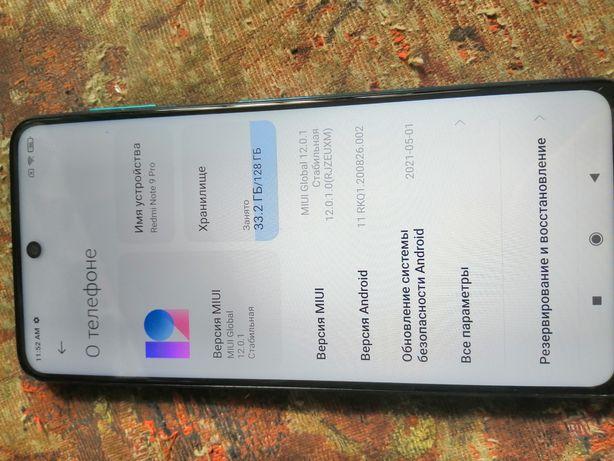 Redmi Note 9 Pro 6/128GB