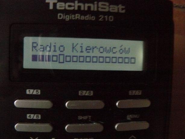 Radio DAB+ i FM TechniSat DigitRadio