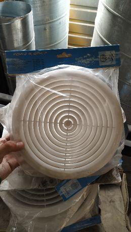 Решетка вентиляционная ВЕНТС МВ 200 (в наличии 10шт.)Цена за 1 шт