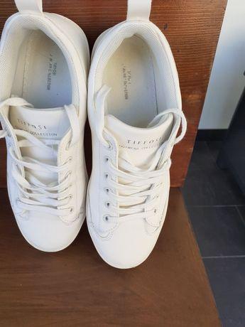 Sapatilhas Tifosi brancas