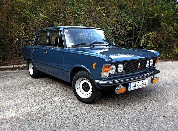 Fiat 125p FSO szeroka stal