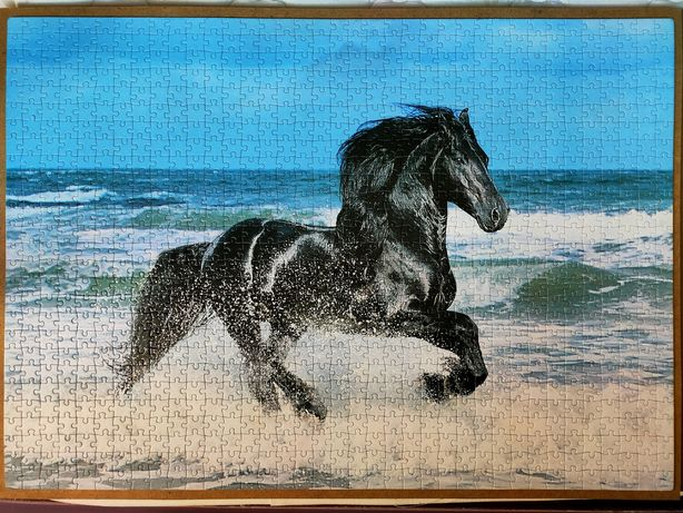 Puzzle Cavalo 500 peças