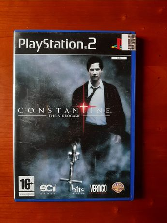 Constantine The videogame playstation 2