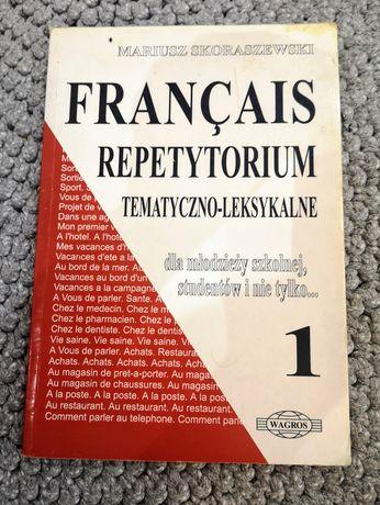 Repetytorium do francuskiego matura
