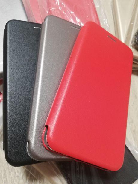 Чехол книжка для Samsung A20 A31 A51 M21 M31 Xiaomi Redmi Meizu Huawei