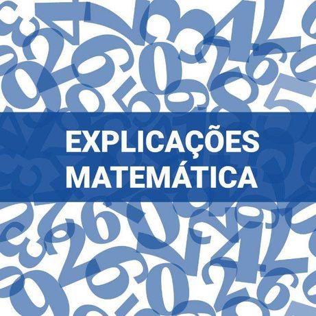 Explicações de Matemática do 7º ao 12º Online