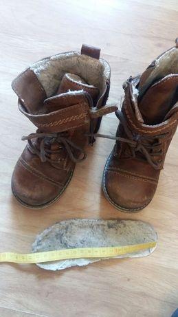 ботинки кожа 27 деми