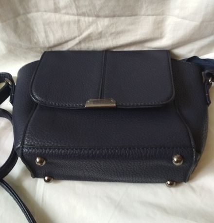 Базовая сумка на длинной ручке сумочка трендовая и стильная